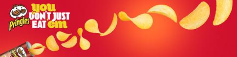 Pringles poster